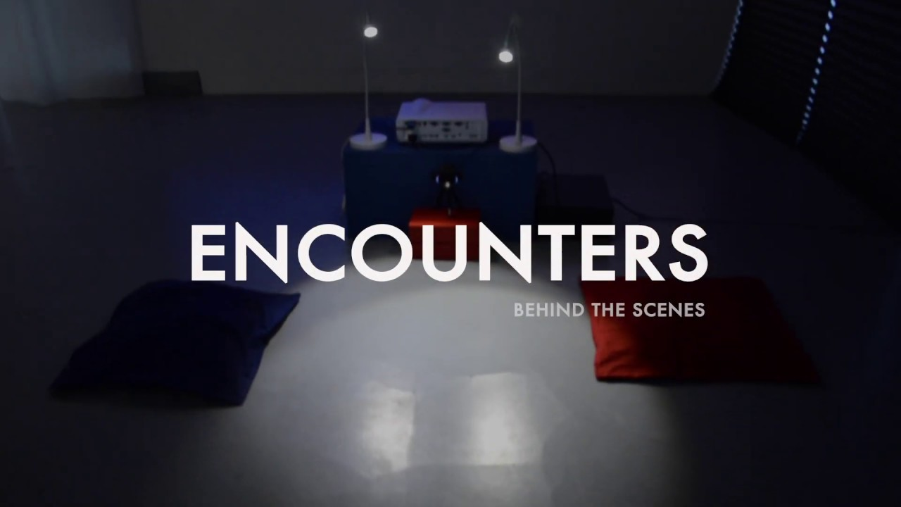 Encounters behind the scenes