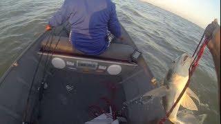 Fishing West Bay & Jones Lake in Galveston Texas
