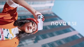 Huawei Nova 8 SE Official Introduction