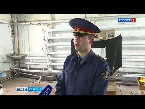 УФСИН открыл для журналистов двери исправительного учреждения в Медвежьегорске