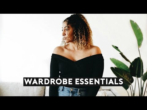 WARDROBE ESSENTIALS 2019 (Revolve) | Nastazsa Mp3