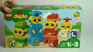 LEGO® DUPLO 10861 - Мои первые эмоции