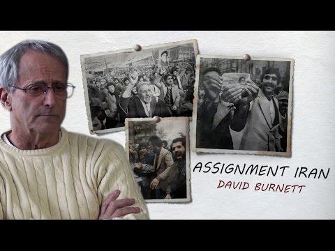 Assignment Iran David Burnett - Documentary