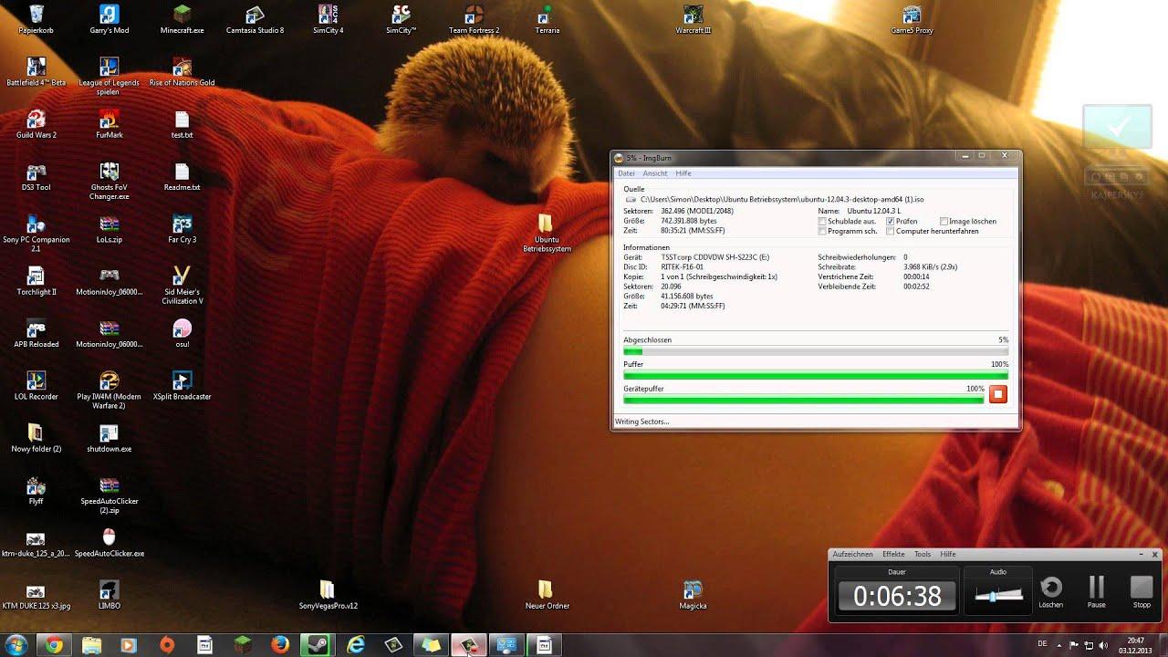 Ubuntu Neben Windows Installieren