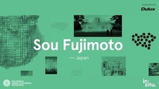 in:situ 2015 - Sou Fujimoto