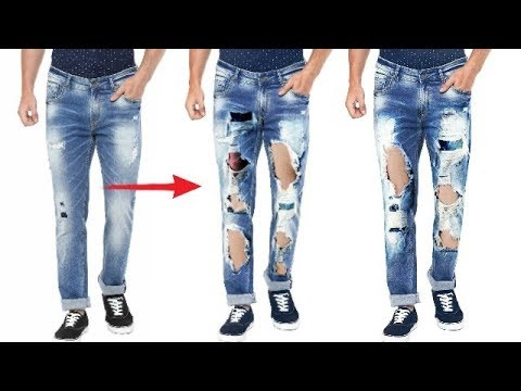 How To Put Images On Jeans Pant Picsart Editing Convert Your Simple Jeans Pant Change Styles ...