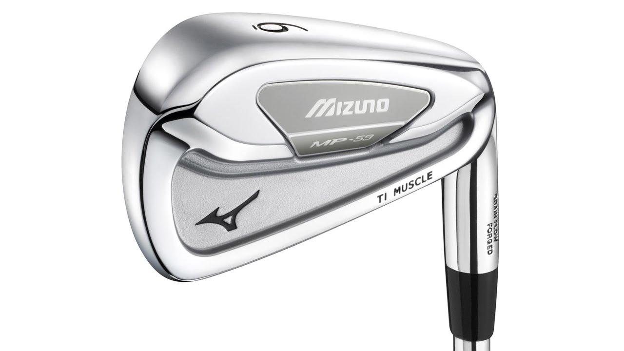 8ca385e1ebbc Mizuno MP-59 Irons - Mizuno Iron Sets - Golfbidder