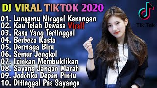 Download DJ Terbaru 2020 Slow Remix 💃 DJ Lungamu Ninggal Kenangan Full Bass 2020 - DJ Viral 2020