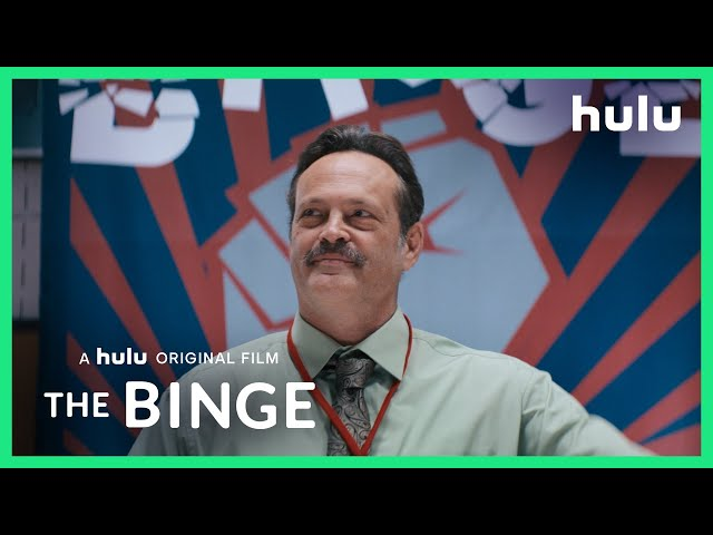 The Binge • Trailer (Official) • A Hulu Original Film