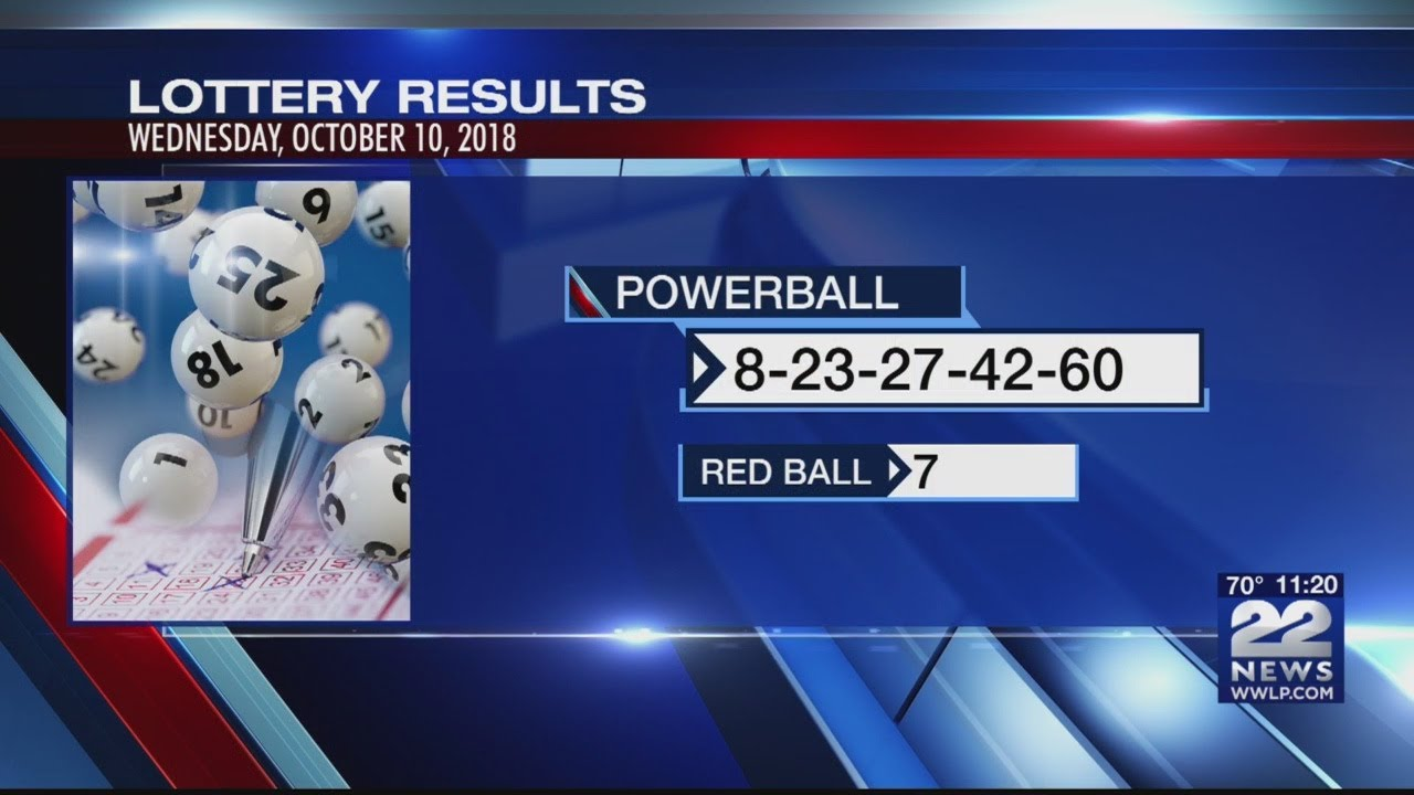 Check your ticket, Powerball jackpot winning numbers drawn!