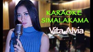 Cover images Karaoke Simalakama - Vita Alvia