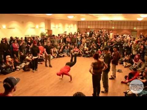 Trinity B-Boy Battle R16 (2015): Trinity College International Hip Hop Festival