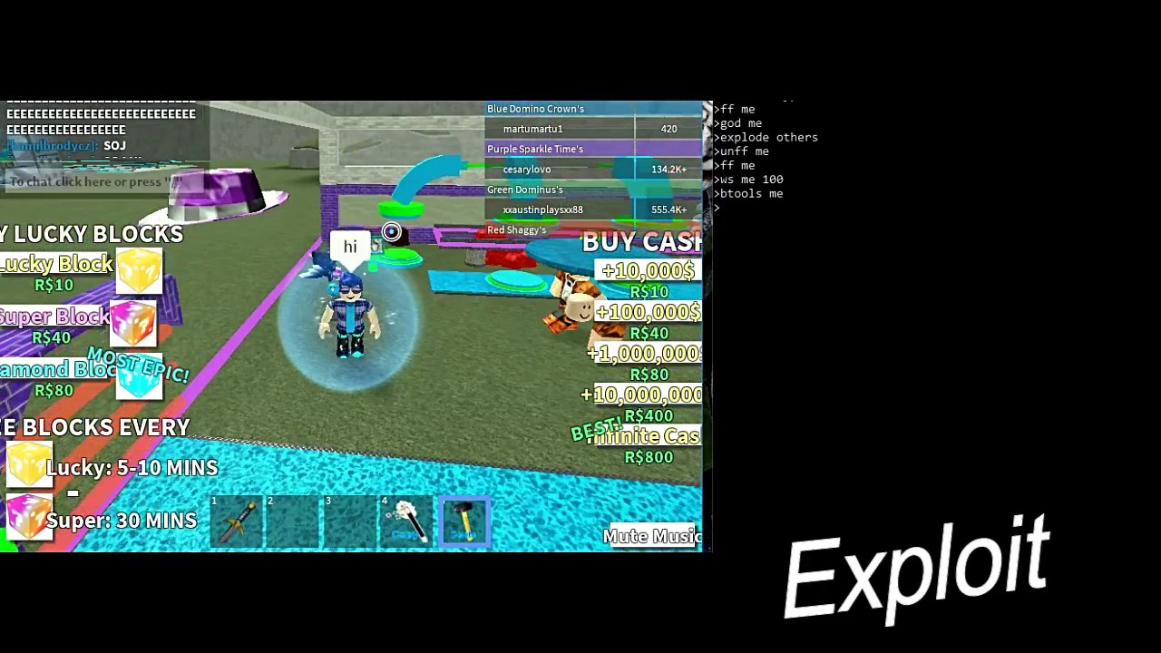 Free download roblox exploits