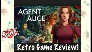 new retro game review agent alice by cherry dollface