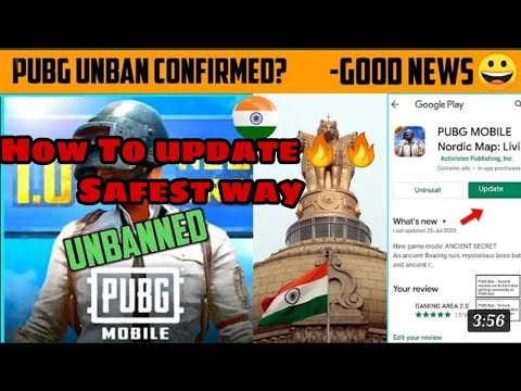PUBG ban | pubg ban in india | pubg band | PUBG Mobile Banned in India from YouTube · Duration:  2 minutes 10 seconds