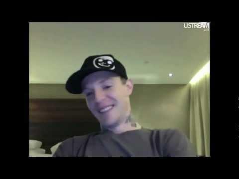 Deadmau5 And Slander! Ustream August 16th 2012