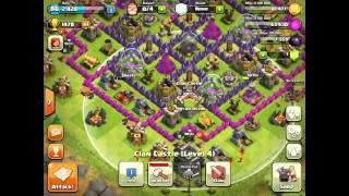 Clash of clans level 6 archer és az update
