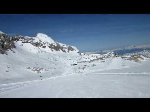 Dachstein gletscher 3000