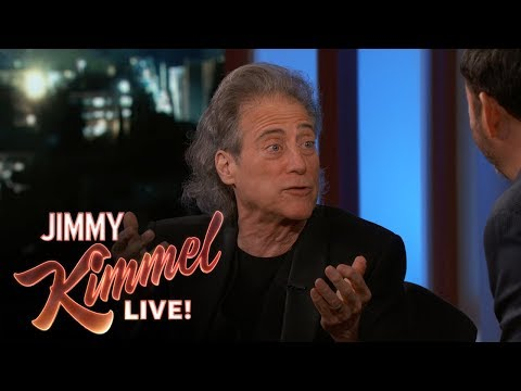 YouTube EXCLUSIVE– Jimmy Kimmel s Richard Lewis