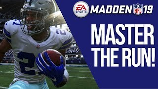 Madden 19 - The Top 5 Tips To Mastering The Run Game
