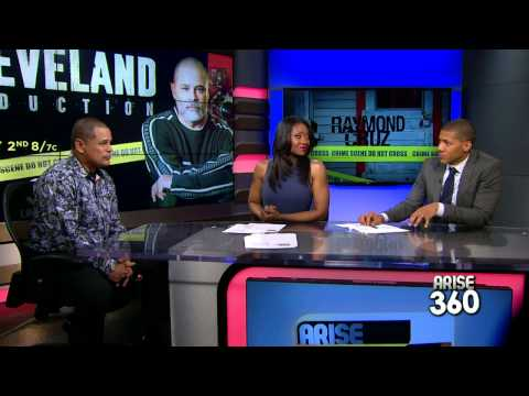 Arise Entertainment 360 with Actor Raymond Cruz