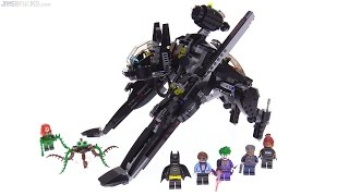 LEGO Batman Movie The Scuttler set review! 70908