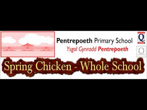 Spring Chicken - Whole School
