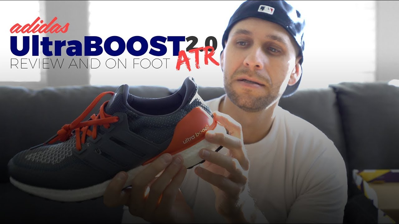 ADIDAS EBAY STEAL | ULTRA BOOST ATR 2.0 REVIEW AND ON FOOT
