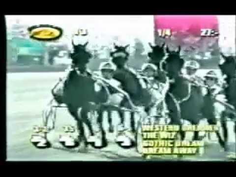 1997 Delaware County Fair WESTERN DREAMER Little Brown Jug Final