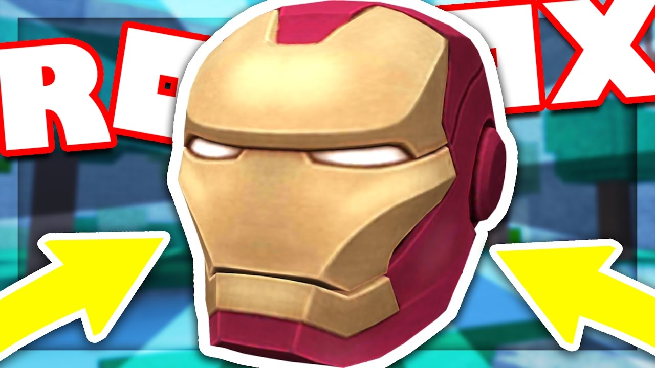 How To Get The Iron Man Helmet Roblox Field Of Battle Youtube