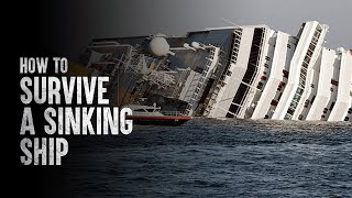 How to Survive a Sinking Ship, According to Science