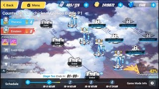 Honkai Impact 3 | Schicksal Fraktions Kampf Part 2 (Event)