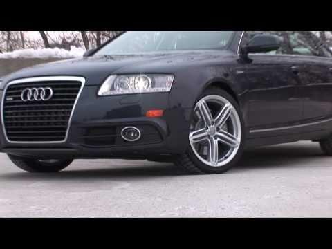 2011 Audi A6 3.0T - Drive Time Review | TestDriveNow