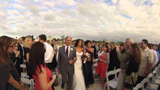 Nikolich Marion Wedding shot on the GOPRO