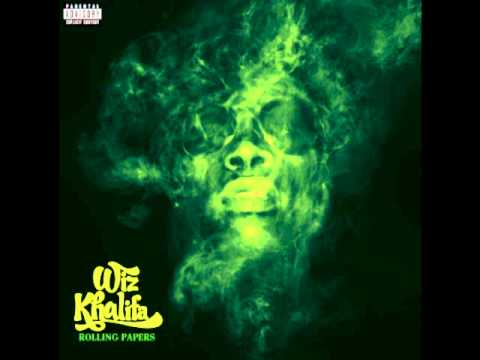Rooftops - Wiz Khalifa Feat. Curren$y (Rolling Papers)