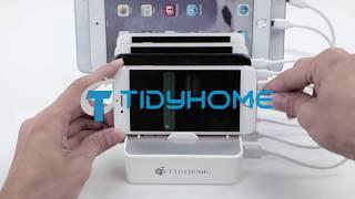 TIDYHOME 6 Smart Ports Chargin…