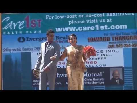 Sri Lanka Day 2014 - Sri Lankan  Bridal Show