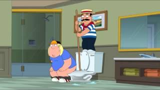 Гриффины Туалетный гондольер
