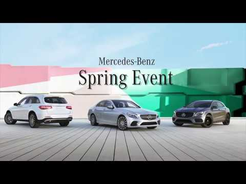 Spring event 2019