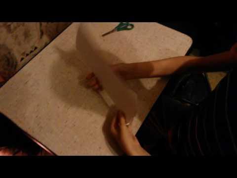 Как сделать книжку раскладушку?