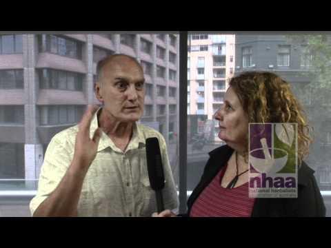 Rob Santich presents Sydney seminars National Herbalists Assoictaion of Australia