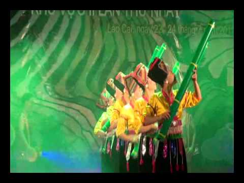 Mùa về - mua ve - Phát triển múa dân tộc Khơ Mú