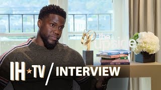 Kevin Hart Talks 'The Upside', Working With Nicole Kidman & Bryan Cranston (Exclusive Interview)