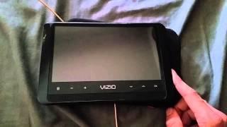 """Vizio VMB-070 7"""" Digital TV"""