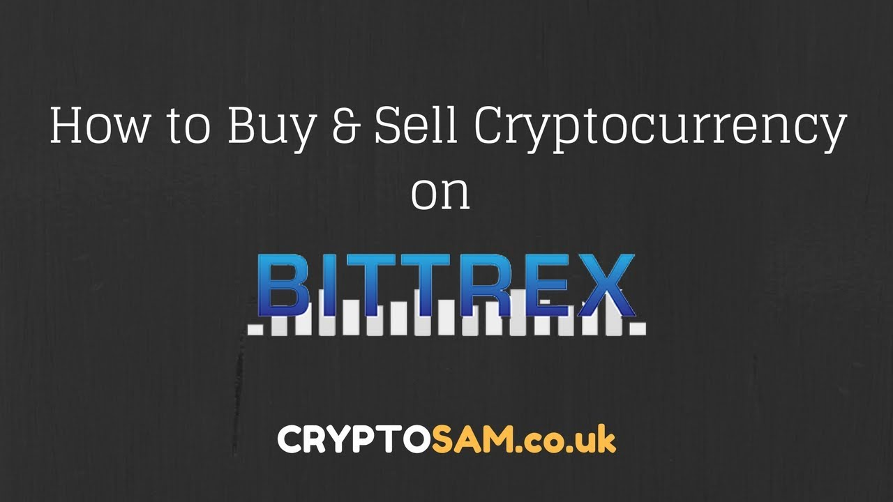 buy and sell cryptocurrency uk