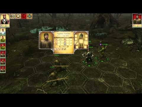 Part 04 - Legends Of Eisenwald Step by Step Video Guide - First Battle Overview  