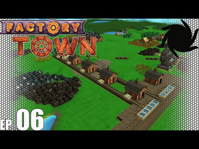 Factory Town Grand Station - 06 - The Layout
