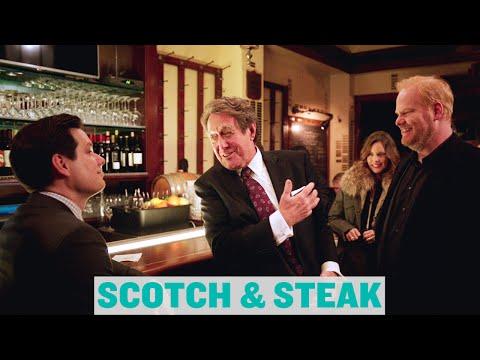 The Jim Gaffigan : Scotch & Steak