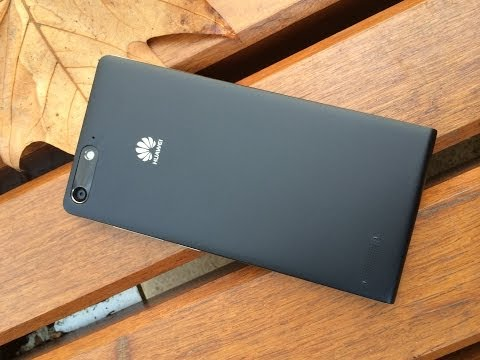 Huawei Ascend G6 (4G LTE) [Review]