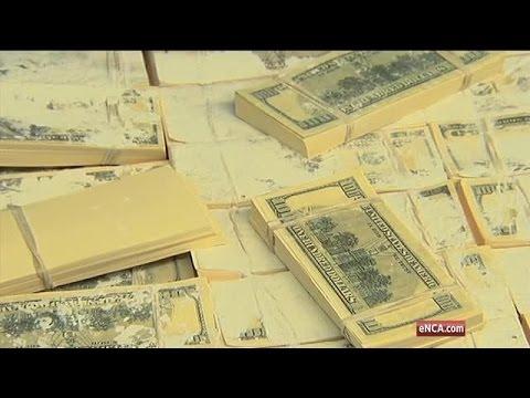 Illegal movement of money affects development goals